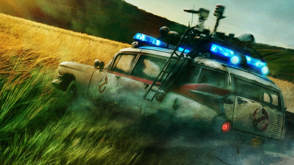Compleet nieuwe trailer 'Ghostbusters: Afterlife' vol geesten!