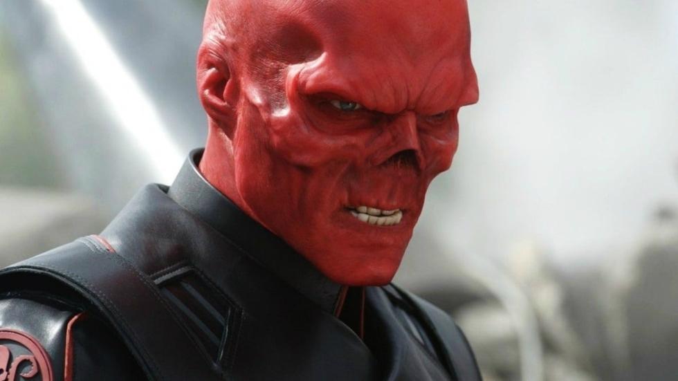 Bizarre verschijning: 'The Real Red Skull' is in Nederland!