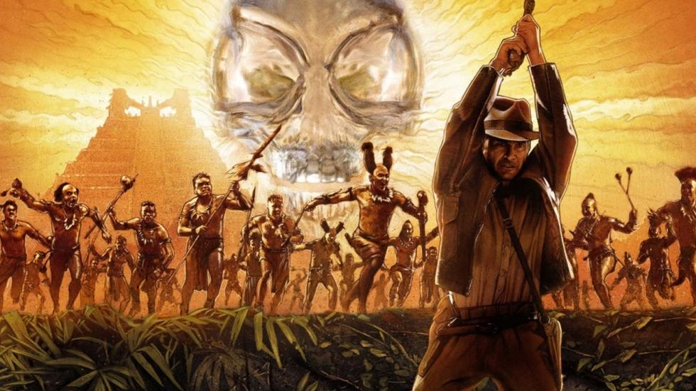 M. Night Shyamalan ging voor 'Indiana Jones' met duister plot