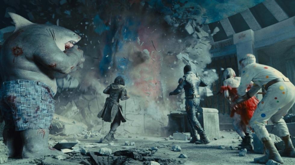 'The Suicide Squad' onthult clips met Weasel en een volledig losgebroken superschurk Starro