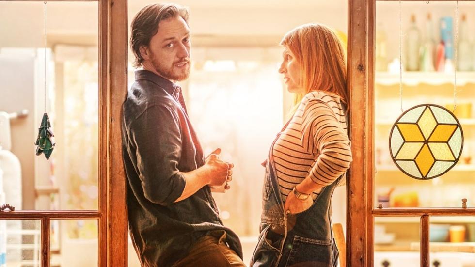 Eerste trailer romantische lockdown-komedie 'Together' met James McAvoy (X-Men)