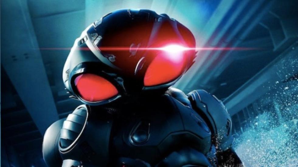 Gespierde Black Manta is klaar voor 'Aquaman and the Last Kingdom'