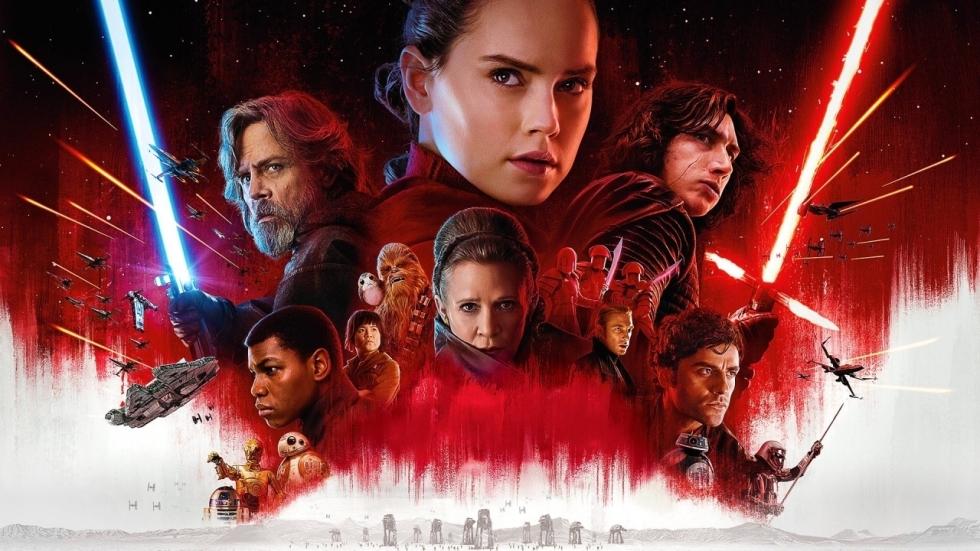 En weer ligt 'Star Wars: The Last Jedi' allerminst goed bij de fans
