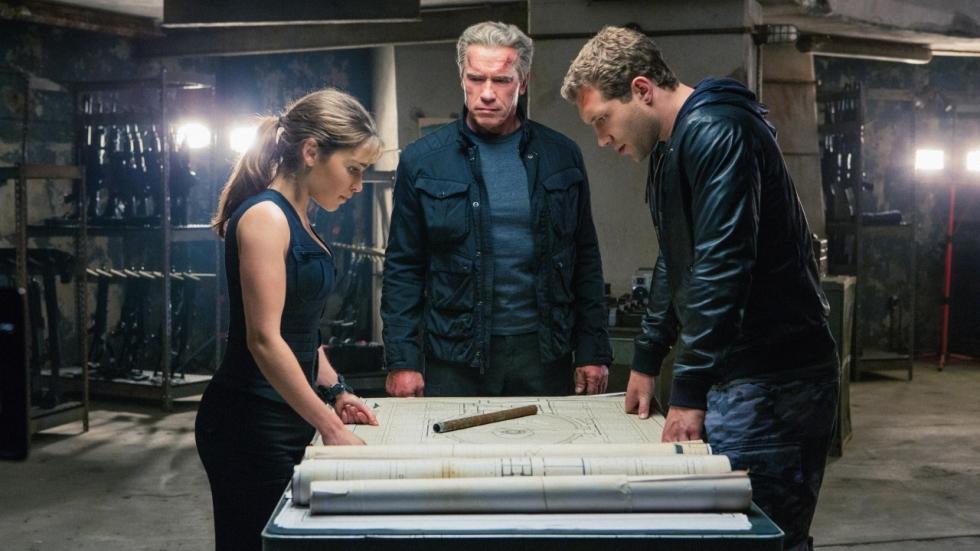 'Terminator: Genisys'-regisseur wilde na gigantische flop geen films meer maken