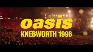 Oasis Knebworth 1996 (2021) video/trailer