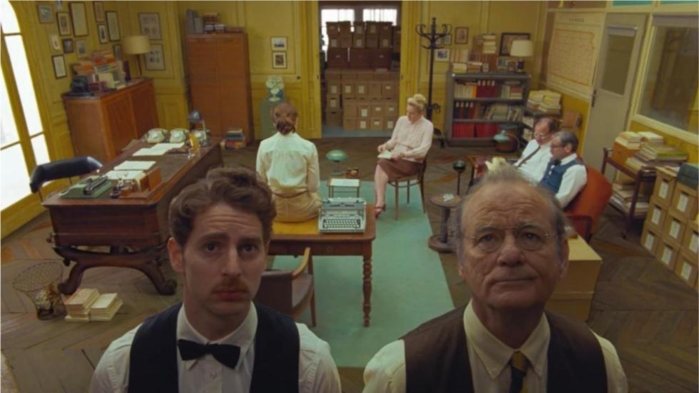 Eindelijk een blik op Wes Andersons nieuwe film: 'The French Dispatch'