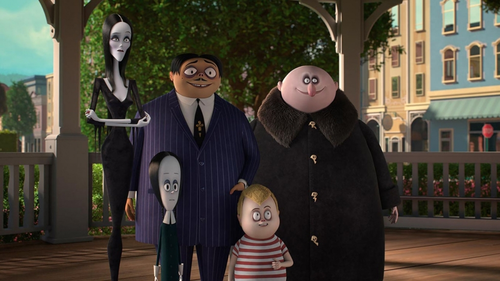 Herkenbare gekkigheid in trailer 'The Addams Family 2'
