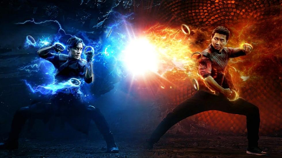 Eindgevecht uit 'Shang-Chi and the Legend of the Ten Rings' samengevat in gave concept-art van Andy Park