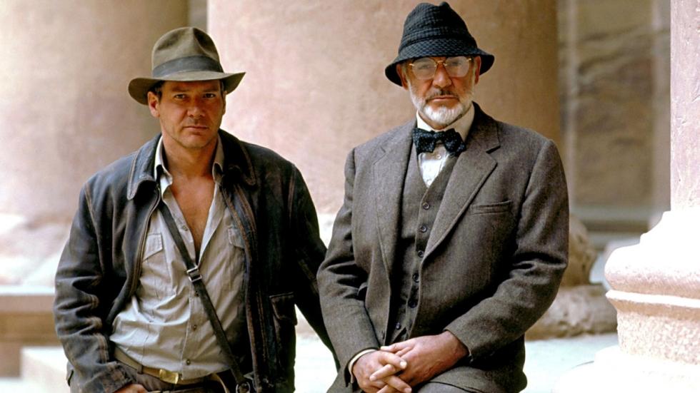 Waarom Sean Connery weigerde terug te keren in 'Indiana Jones'
