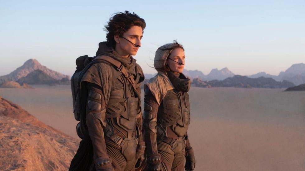 'Dune'-vervolgen mochten niet back-to-back opgenomen worden van Warner Bros.