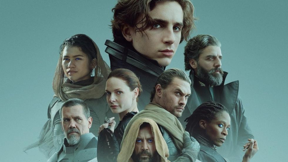 Nu in de bioscoop: 'Dune' van Denis Villeneuve!