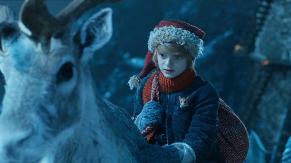 HO HO HO! Check de magische trailer van nieuwe kerstfilm 'A Boy Called Christmas'
