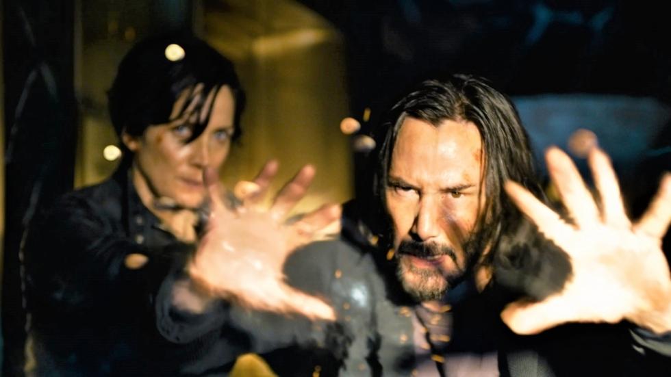 Waarom moesten Neo en Trinity terugkeren uit de dood voor 'The Matrix Resurrections'? Lana Wachowski geeft antwoord