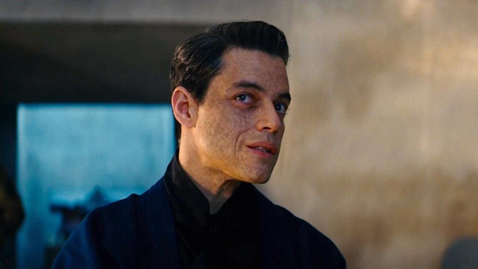 Waarom het echt een enorm gedoe was om Rami Malek te krijgen voor schurkenrol 'No Time To Die'