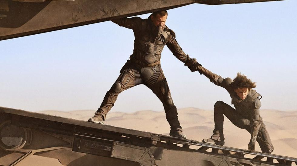 'Dune' onthult een spannende strijd in de woestijn van Arrakis