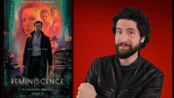 Jeremy Jahns - Reminiscence - movie review