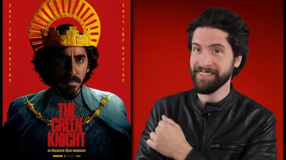 Jeremy Jahns - The green knight - movie review