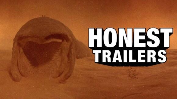 ScreenJunkies - Honest trailers | dune