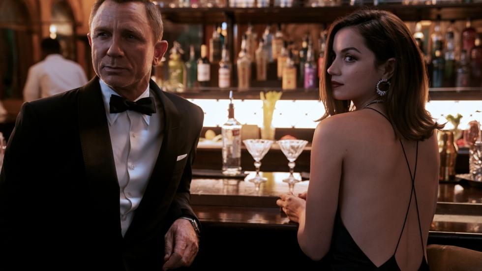 Miljoenenopbrengst 'No Time To Die' betekent terugkeer grootschalig bioscoopbezoek
