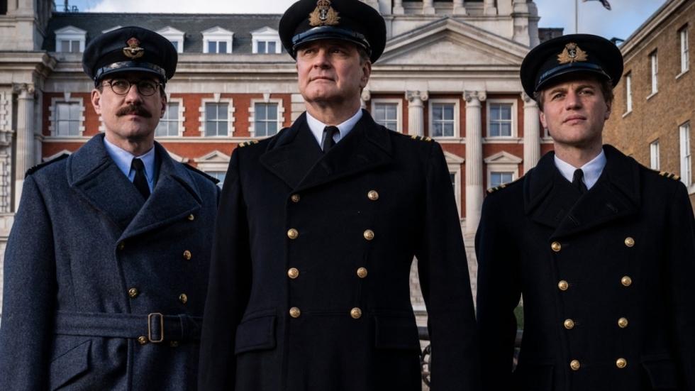Vermakelijke trailer WOII-thriller/komedie 'Operation Mincemeat' met Colin Firth