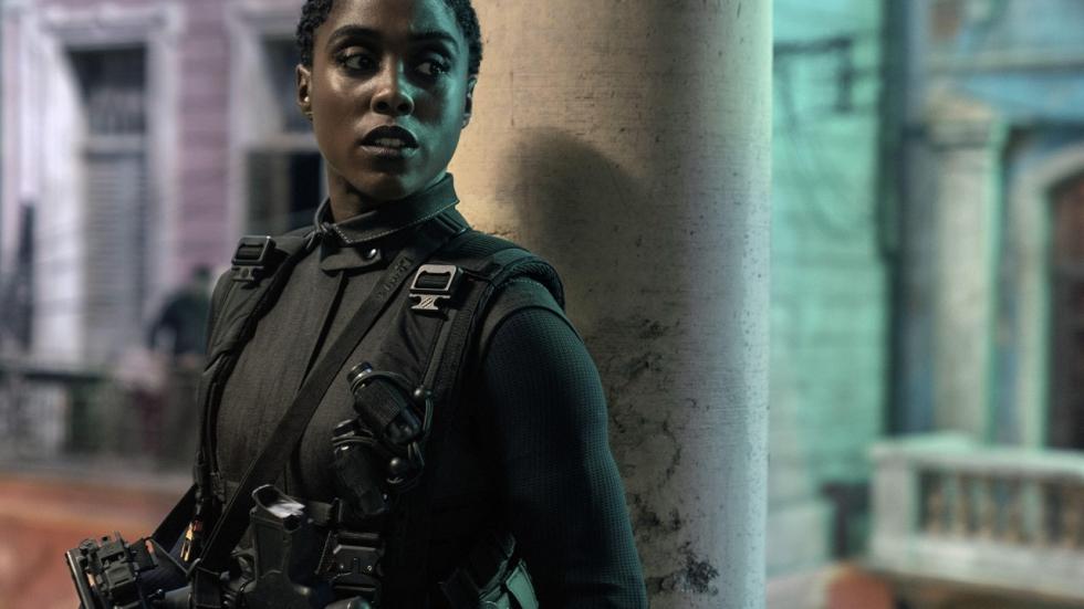 'No Time to Die'-ster Lashana Lynch over de toxische James Bond-fans