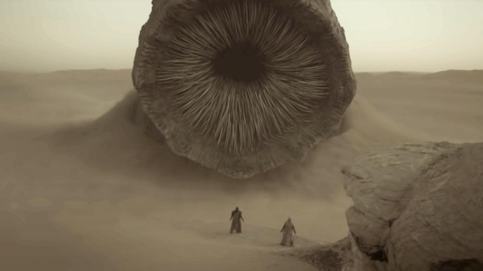 Warner Bros. komt met flitsende nieuwe trailer 'Dune'