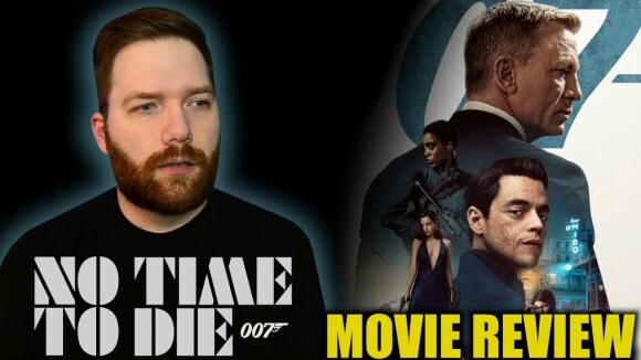Chris Stuckmann - No time to die - movie review