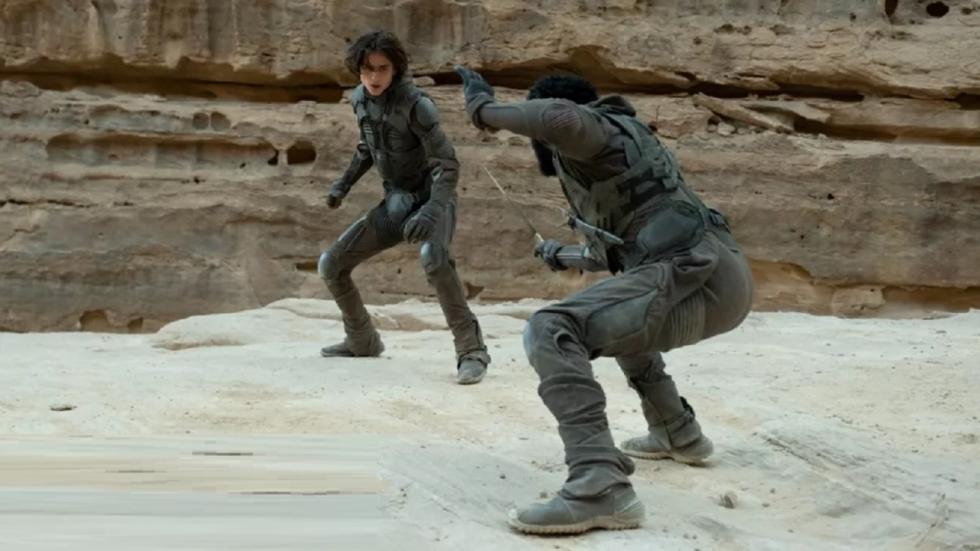 Waarom 'Dune' per se twee delen moest krijgen