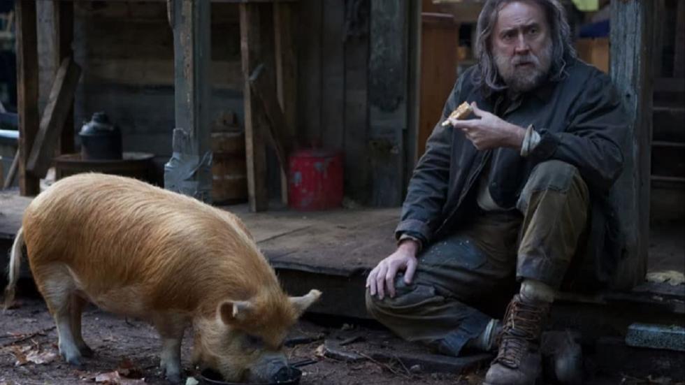 Nicolas Cage jaagt op de ontvoerders van zijn truffelvarken in trailer 'Pig'