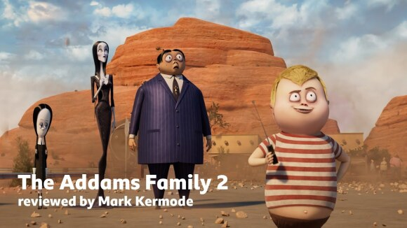 Kremode and Mayo - The addams family 2 reviewed by mark kermode