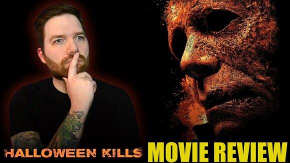 Chris Stuckmann - Halloween kills - movie review
