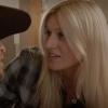 Britt Dekker weer lekker te paard in trailer 'Silverstar'