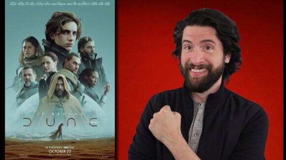 Jeremy Jahns - Dune - movie review