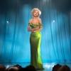 Christina Aguilera gooit haar voorgevel in de strijd op Insta-foto