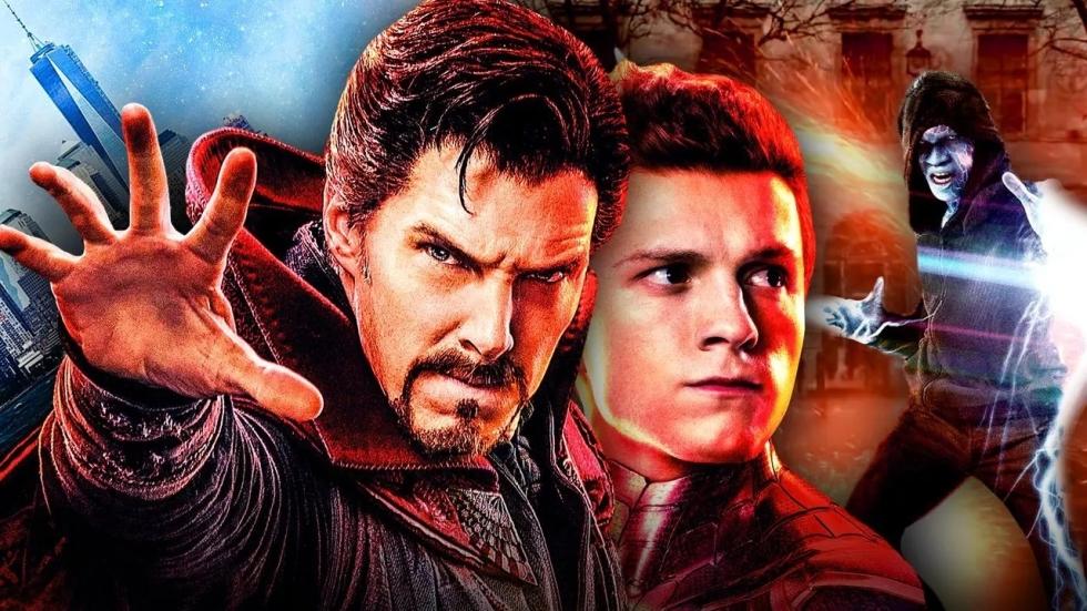 Ingewikkeld multiversum zorgt voor reshoots 'Doctor Strange' en 'Spider-Man'